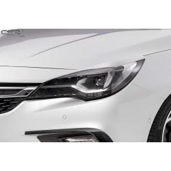 Paupiere de phares pour Opel Astra K
