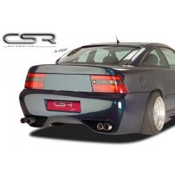 Pare-chocs arrière avec cache plaque pour Opel Calibra