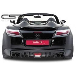 Rajout de pare-chocs arrière Opel GT