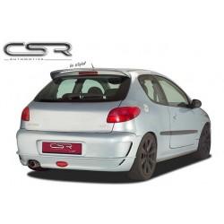 Pare-chocs arrière pour Peugeot 206