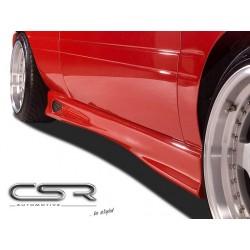 Jupes latérales pour Peugeot 206