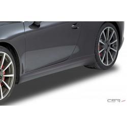 Jupes latérales pour Porsche 911/991 Carrera, Carrera S