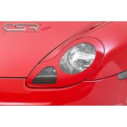 Couvre phares pour Porsche Boxster 986, 911/996