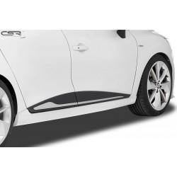 Jupes latérales pour Renault Clio IV