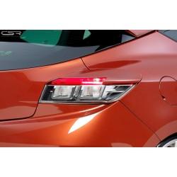 Paupiere de feux arrière pour Renault Megane III