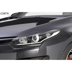 Paupiere de phares pour Renault Megane III 3