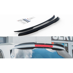 SPOILER CAP FORD MONDEO ESTATE MK5 FACELIFT