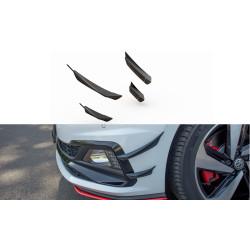 AILES DE PARE-CHOCS AVANT (CANARDS) VW POLO GTI MK 6