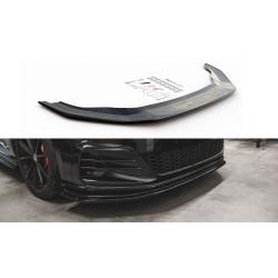 LAME DU PARE-CHOCS AVANT VW GOLF 7 GTI TCR