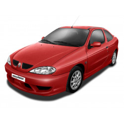 KIT CARROSSERIE RENAULT MEGANE 2000 1 phase 2 COUPE ZEUS