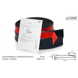 RDX Lame universel flexible SAFE `N STYLE autocollante rouleau 2,5m