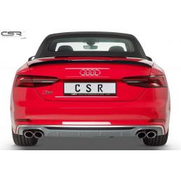 SPOILER CAP Audi A5 F5 Cabrio