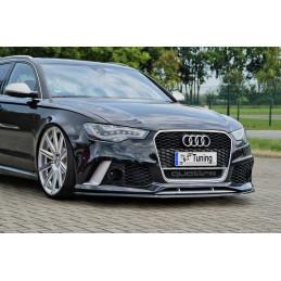 Lame Du Pare-Chocs Avant Audi RS6 C7 (type 4G) lifting