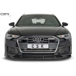 Lame Du Pare-Chocs Avant Audi A6 C8 4K S-Line / S6 C8 4K