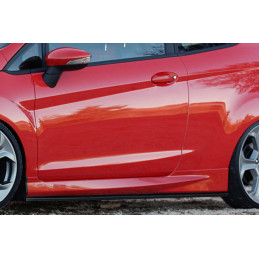 RAJOUTS DES BAS DE CAISSE Ford Fiesta MK7 JA8 Sport