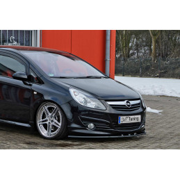 Lame Du Pare-Chocs Avant Opel Corsa D GSI / Sport / OPC-Line
