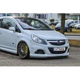 Lame Du Pare-Chocs Avant Opel Corsa D OPC / OPC-Line