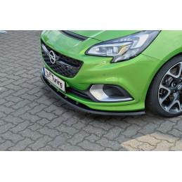 Lame Du Pare-Chocs Avant Opel Corsa E OPC