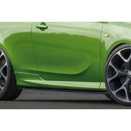 RAJOUTS DES BAS DE CAISSE Opel Corsa E OPC