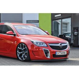 Lame Du Pare-Chocs Avant Opel Insignia A OPC