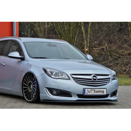 Lame Du Pare-Chocs Avant Opel Insignia A OPC-Line Facelift