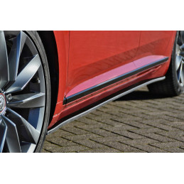 Rajouts des bas de caisse VW Arteon R-Line