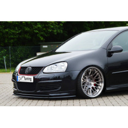 Lame Du Pare-Chocs Avant VW Golf 5 Edition 30 / Pirelli