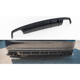 DIFFUSEUR ARRIERE COMPLET AUDI S8 D4 FACELIFT