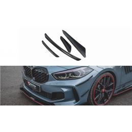 AILES DE PARE-CHOCS AVANT (CANARDS) BMW 1 F40 M-PACK / M135I