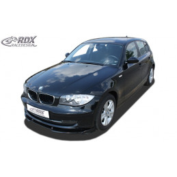 Lame de pare choc avant VARIO-X pour BMW série 1 E81 / E87 2007 +