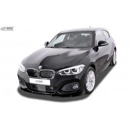 Lame de pare choc avant VARIO-X pour BMW série 1 F20 / F21 m-sport et M140 2015 +
