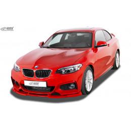 Lame de pare choc avant VARIO-X pour BMW série 2 F22 / F23 M-Sport