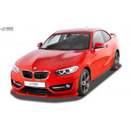 Lame de pare choc avant VARIO-X pour BMW série 2 F22 / F23