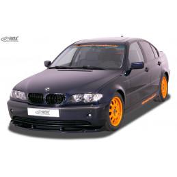 Lame de pare choc avant VARIO-X pour BMW Série 3 E46 berline / Touring 2002 +