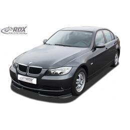 Lame de pare choc avant VARIO-X pour BMW Série 3 E90 / E91 -09/2008