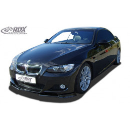 Lame de pare choc avant VARIO-X pour BMW Série 3 E92 / E93-2010 M-Technik