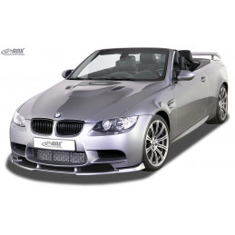 Lame de pare choc avant VARIO-X pour BMW Série 3 E92 M3 / E93 M3