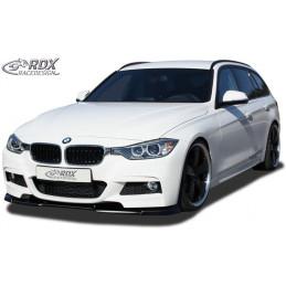 Lame de pare choc avant VARIO-X pour BMW 3 F30 / F31 2012+ M-Technik