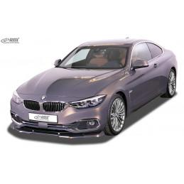 Lame de pare choc avant VARIO-X pour BMW 4 F32 / F33 / F36 (-2017)