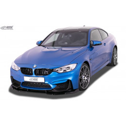 Lame de pare choc avant VARIO-X pour BMW M4 F82 / F83