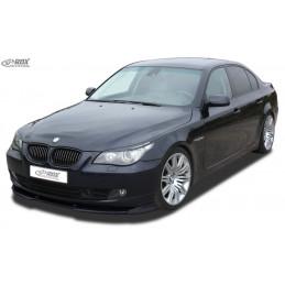 Lame de pare choc avant VARIO-X pour BMW Série 5 E60 / E61 2007+