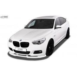 Lame de pare choc avant VARIO-X pour BMW série 5 F07 GT M-Technik 2009-2013