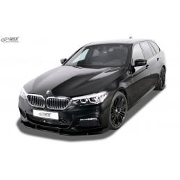 Lame de pare choc avant VARIO-X pour BMW Série 5 G30, G31, G38 pour M-Sport / M-Package