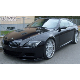 Lame de pare choc avant VARIO-X pour BMW Série 6 E63 M6