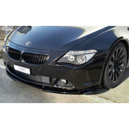 Lame de pare choc avant VARIO-X pour BMW Série 6 E63 / E64 -2007