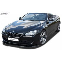 Lame de pare choc avant VARIO-X pour BMW Série 6 F12 / F13 (2011+)