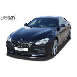 Lame de pare choc avant VARIO-X pour BMW Série 6 F06 Gran Coupe M-Technik