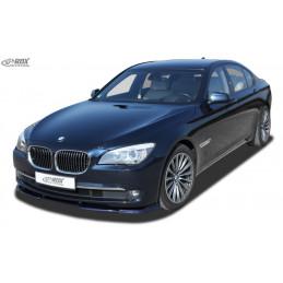Lame de pare choc avant VARIO-X pour BMW Série 7 F01 / F02 (-2012)