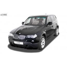 Lame de pare choc avant VARIO-X pour BMW X3 E83 2003-2010