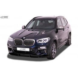 Lame de pare choc avant VARIO-X pour BMW X3 (G01) / BMW X4 (G02) pour M-Sport et M-Aerodynamic